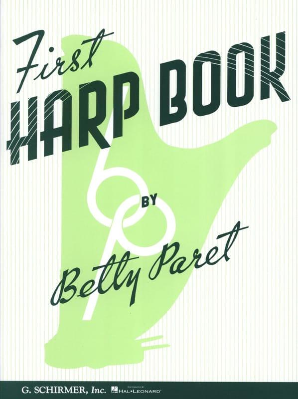 First Harp Book - Betty Paret - Partition - Harpe - laflutedepan.com