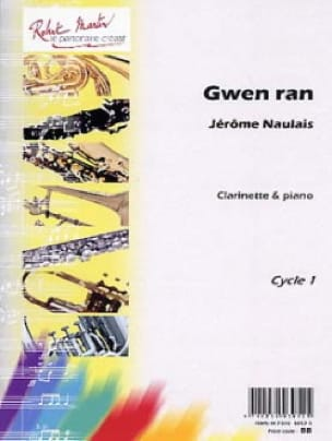 Jérome Naulais - Gwen ran - Partition - di-arezzo.co.uk