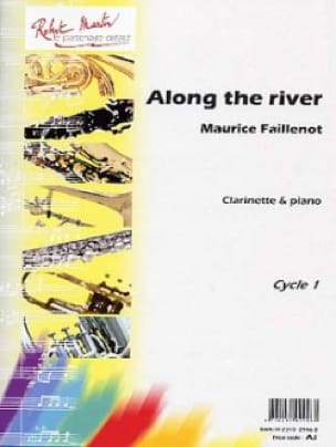 Maurice Faillenot - Along the river - Partition - di-arezzo.co.uk