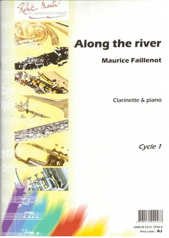 Maurice Faillenot - Along the river - Partition - di-arezzo.com