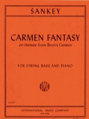 Carmen Fantasy - String bass - Stuart Sankey - laflutedepan.com