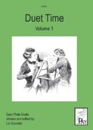 Duet time - Volume 1 - Flutes - Partition - laflutedepan.com