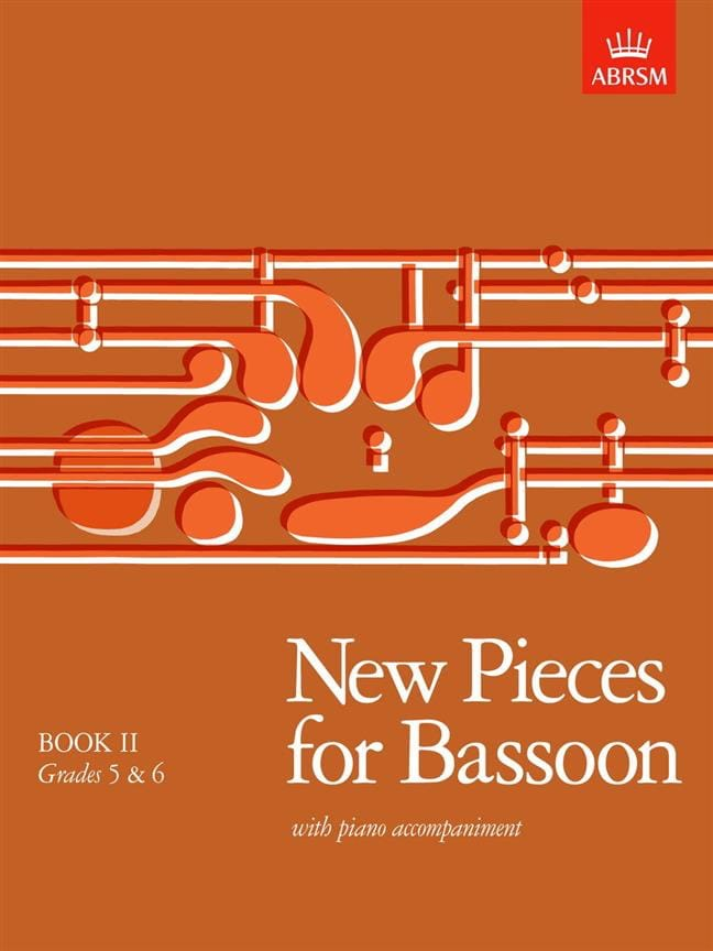 - New pieces for bassoon - Book 2 - Partition - di-arezzo.com