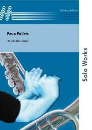 Feux Follets op. 67 - Willy van Dorsselaer - laflutedepan.com