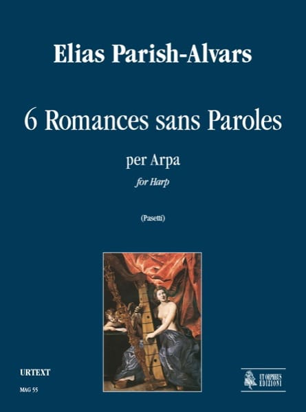 6 Romances sans paroles - Elias Parish-Alvars - laflutedepan.com