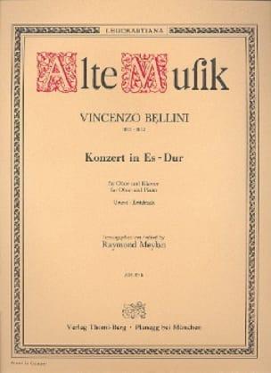Konzert In Es-Dur - Oboe Klavier - BELLINI - laflutedepan.com