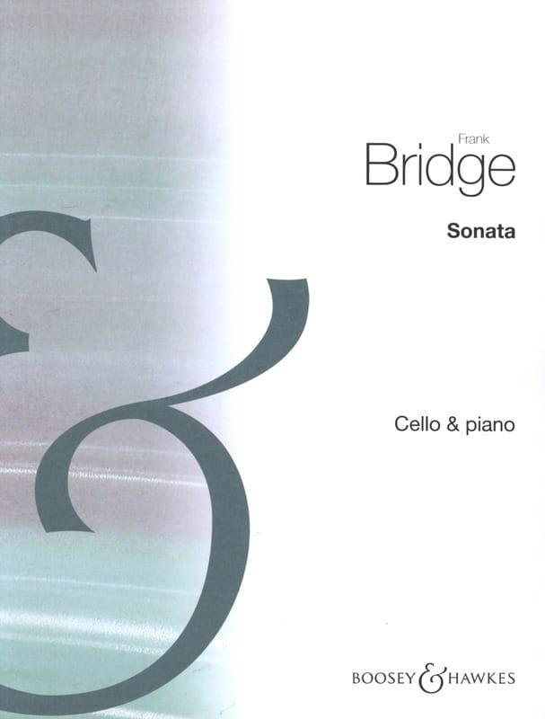 Frank Bridge - Sonata - Partition - di-arezzo.co.uk