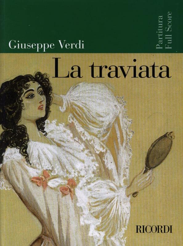 VERDI - La Traviata - Partitura - Partition - di-arezzo.co.uk