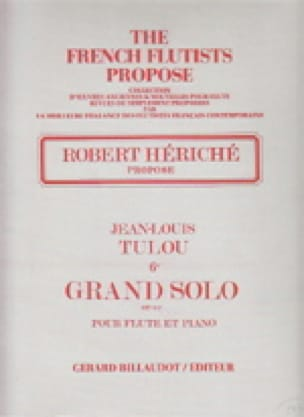 6ème Grand solo op. 82 - Flûte piano - laflutedepan.com