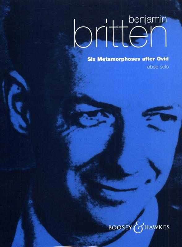 Benjamin Britten - 6 Metamorphoses of Ovid op. 49 - Partition - di-arezzo.co.uk