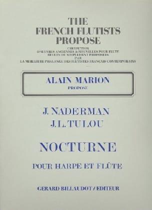 Nocturne - Harpe flûte - laflutedepan.com