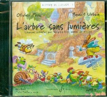 CD / L'arbre Sans Lumières - Histoire de Chanter 1 - laflutedepan.com