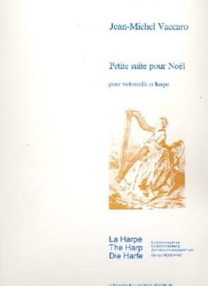 Petite suite pour Noël - Jean-Michel Vaccaro - laflutedepan.com