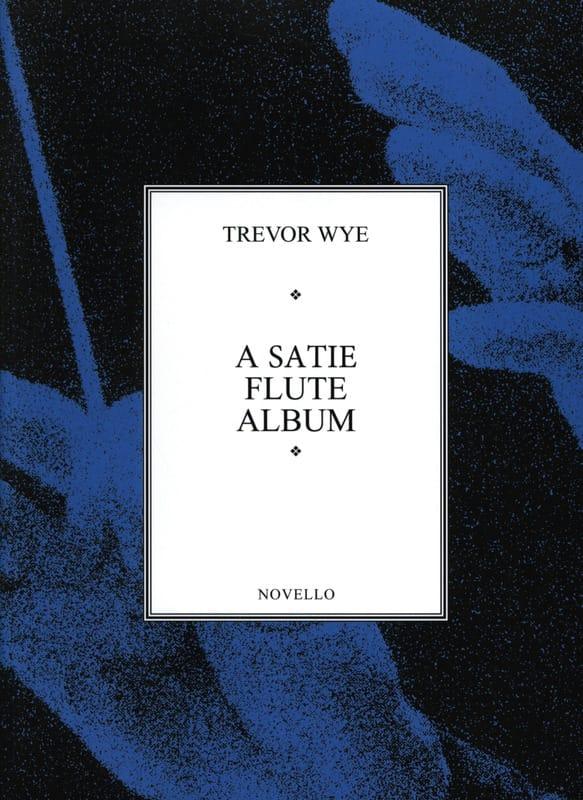 A Satie flute album - Flute piano - laflutedepan.com