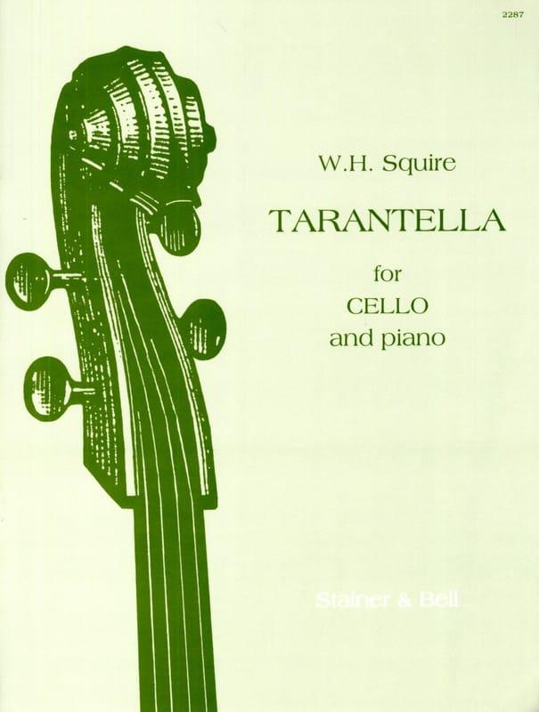 Squire W. H. - Tarantella opus 23 - Partition - di-arezzo.co.uk