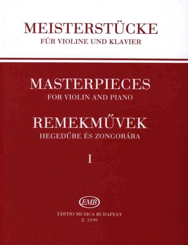 Meisterstücke, Volume 1 - Meisterstücke - laflutedepan.com