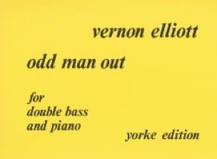 Odd man out - Double bass - Vernon Elliott - laflutedepan.com