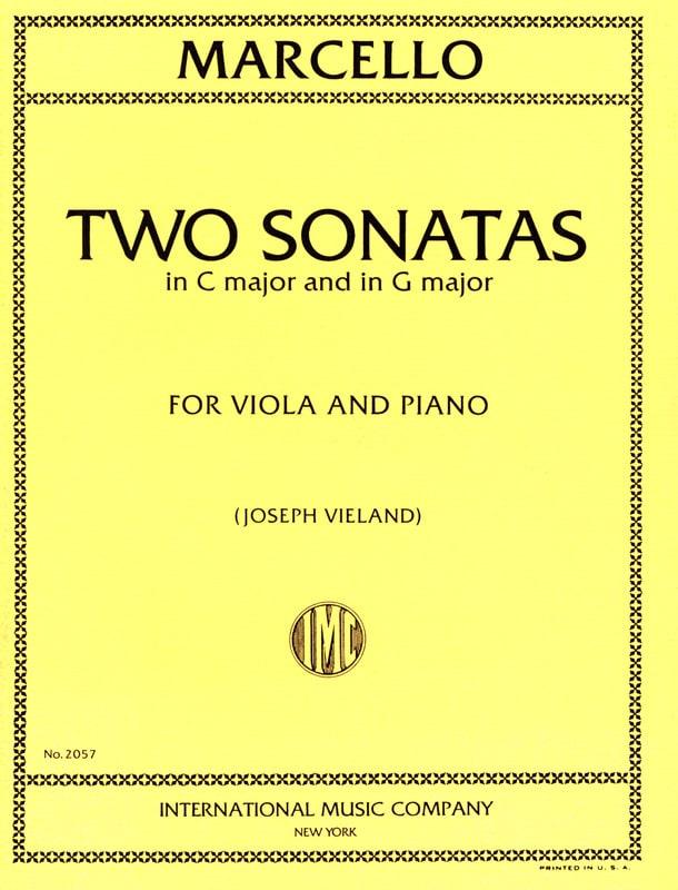 2 Sonatas in C Major and in G Major - laflutedepan.com