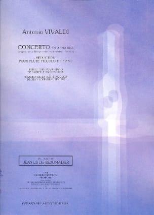 Concerto en do majeur F. 6 n° 5 -Piccolo piano - laflutedepan.com
