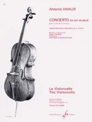 VIVALDI - Concerto in E flat major - Partition - di-arezzo.com