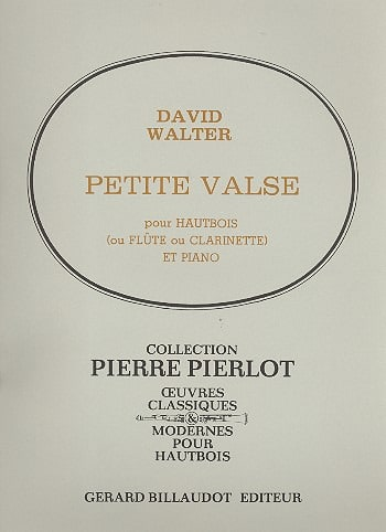 David Walter - Little waltz - Partition - di-arezzo.co.uk