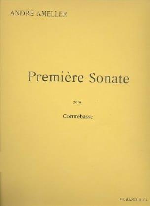André Ameller - Sonata No. 1 op. 39 - Double bass - Partition - di-arezzo.co.uk