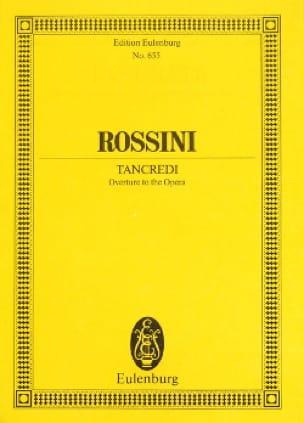 Gioacchino Rossini - Opening of Tancrede - Partition - di-arezzo.co.uk