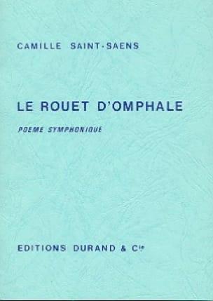 Camille Saint-Saëns - Le rouet d'Omphale - Conducteur - Partition - di-arezzo.fr