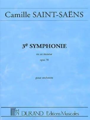 Camille Saint-Saëns - Symphony No. 3 op. 78 - Driver - Partition - di-arezzo.co.uk