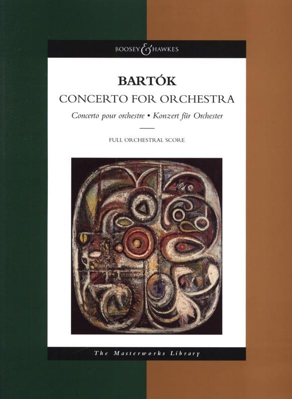 BARTOK - Concierto orquestal - Partitura - Partition - di-arezzo.es