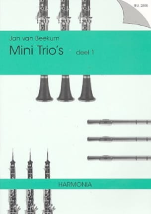 - Mini Trio's Deel 1 - 3 Winds - Partition - di-arezzo.co.uk