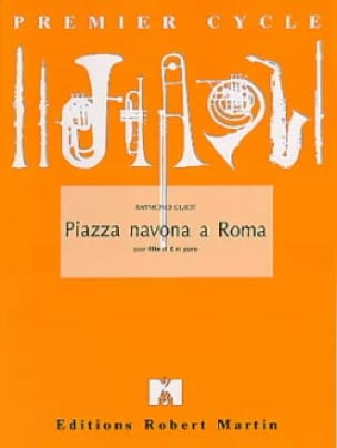 Raymond Guiot - Piazza Navona a Roma - Partition - di-arezzo.fr