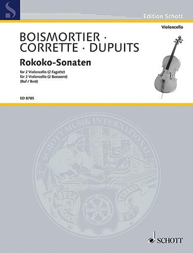 Rokoko-Sonaten - laflutedepan.com
