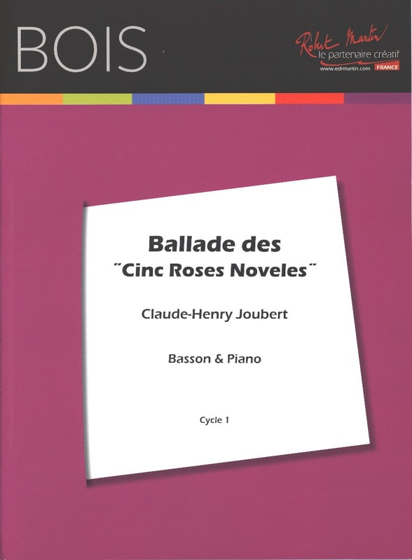 Ballade des Cinc Roses Noveles - laflutedepan.com