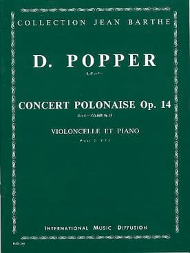 David Popper - Polish Concert op. 14 - Partition - di-arezzo.co.uk