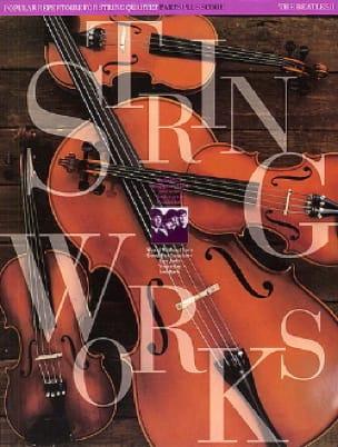 Stringworks The Beatles, Volume 1 - Jack Long - laflutedepan.com