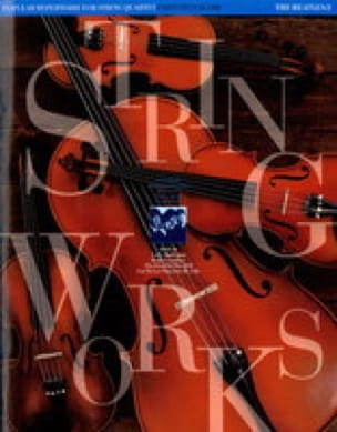 Stringworks The Beatles Volume 2 - Jack Long - laflutedepan.com