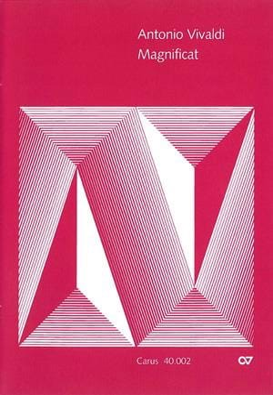 Magnificat RV 610 - Partitur - VIVALDI - Partition - laflutedepan.com