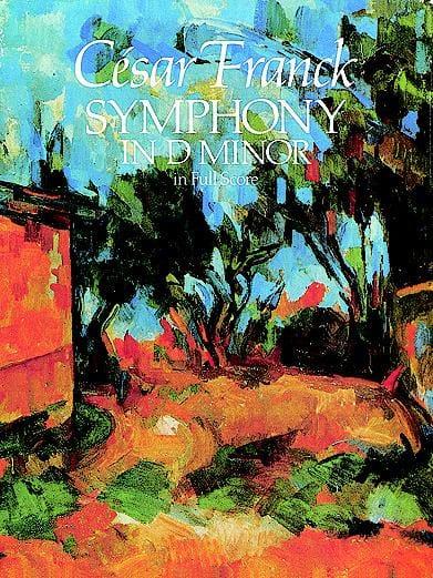 Symphony In D Minor - Full Score - FRANCK - laflutedepan.com