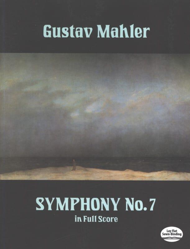 Gustav Mahler - Symphony N ° 7 - Full Score - Partition - di-arezzo.co.uk