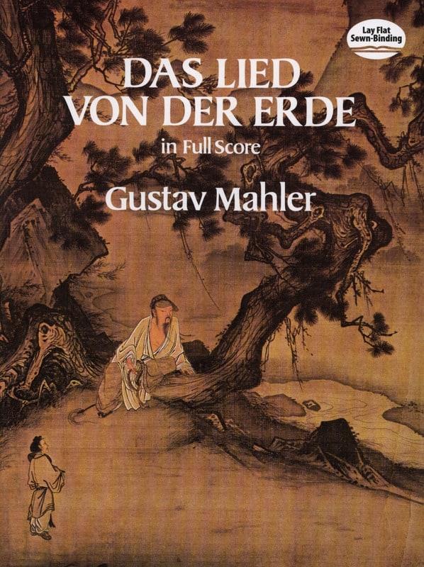 Gustav Mahler - Das Lied von der Erde - Full Score - Partition - di-arezzo.co.uk