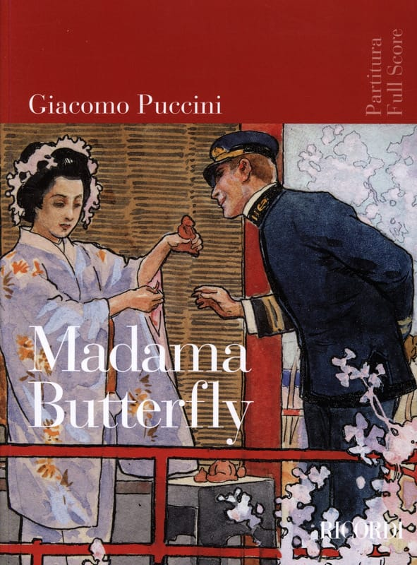 Giacomo Puccini - Madame Butterfly New Edition - Partition - di-arezzo.co.uk