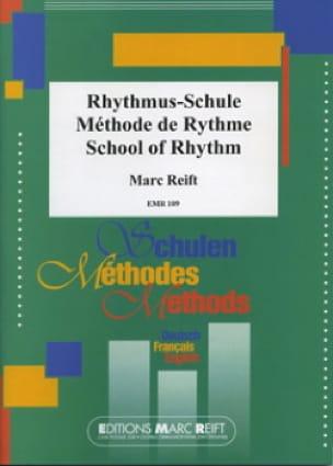 Méthode De Rythme - Marc Reift - Partition - laflutedepan.com
