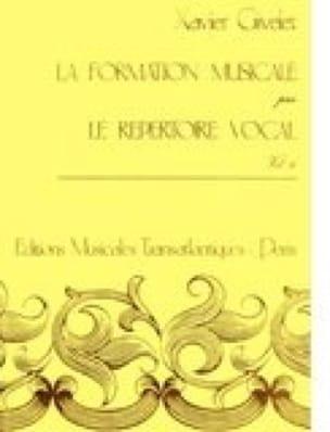 La FM par le répertoire vocal - Volume 4 - laflutedepan.com