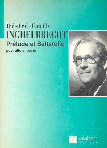 Prélude et Saltarelle - Désiré-Emile Inghelbrecht - laflutedepan.com