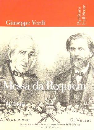 VERDI - Messa di Requiem - Partitur - Partition - di-arezzo.co.uk