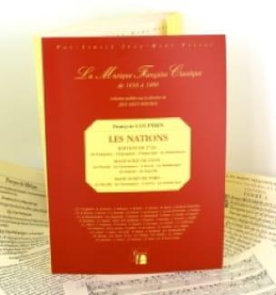 Les Nations Intégrale - Fac Simile - COUPERIN - laflutedepan.com