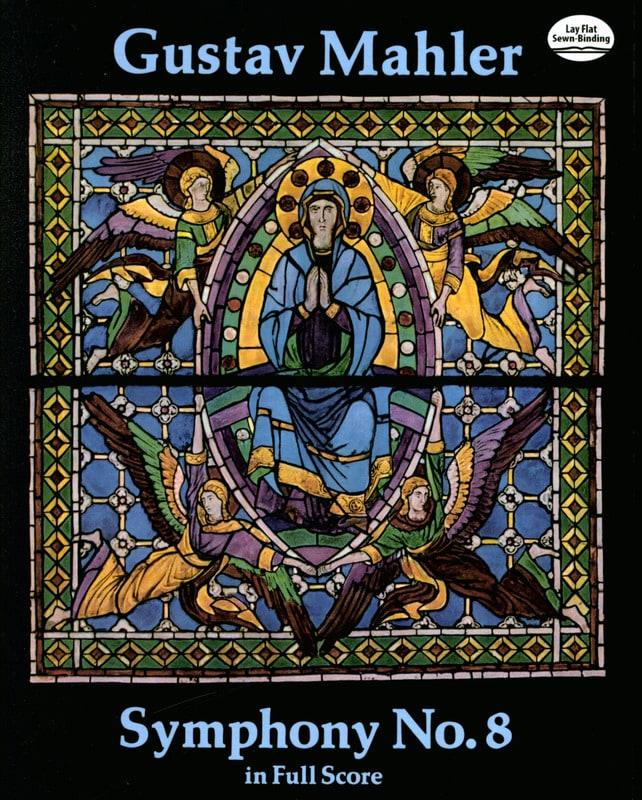 Gustav Mahler - Symphony No. 8 - Full Score - Partition - di-arezzo.co.uk
