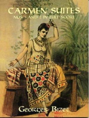 BIZET - Carmen Suites N°1 And 2 - Full Score - Partition - di-arezzo.fr