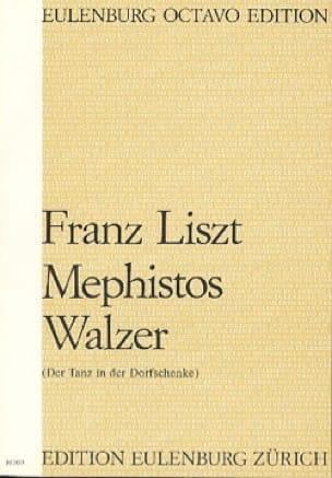 Franz Liszt - Mephistos-Walzer - Partitur - Partition - di-arezzo.es